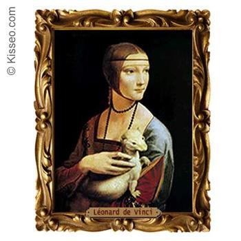 Dame mit dem Hermelin - Leonardo da Vinci