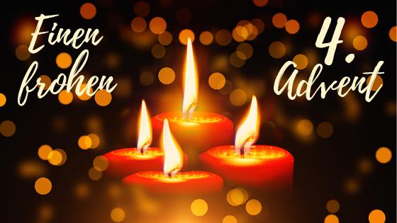 Einen frohen 4. Advent
