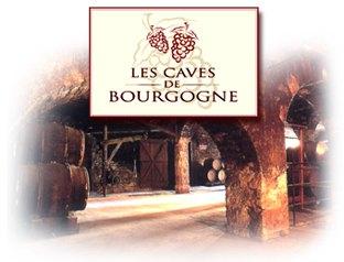 Les caves de Bourgogne