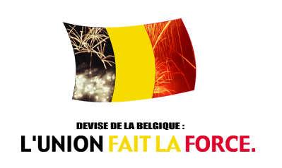 Devise de la Belgique