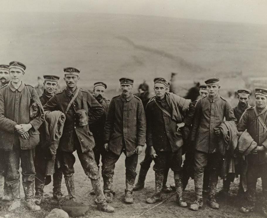 11 Novembre : armistice de la 1ère guerre mondiale