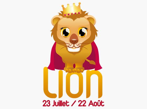 Envoyez la carte Astro Lion