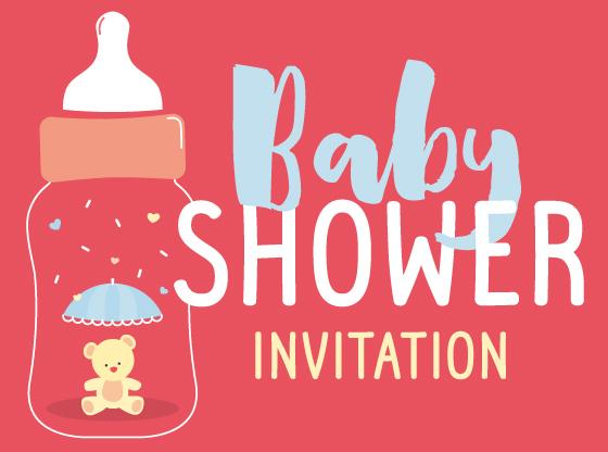 Invitation Baby shower