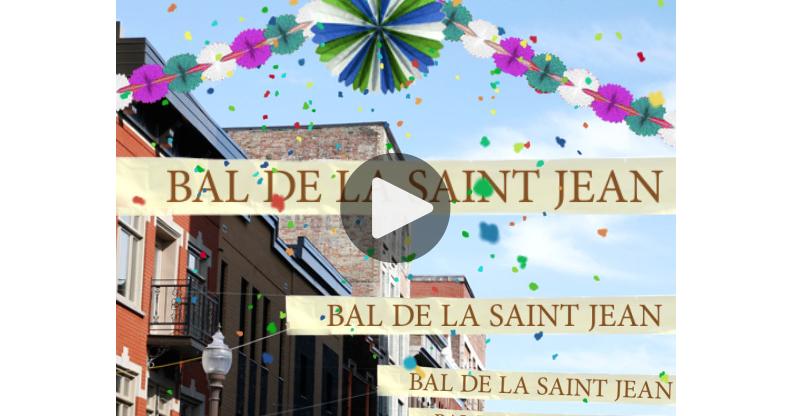 Carte Saint Jean