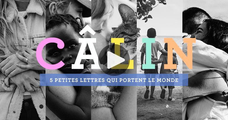 Carte Câlin