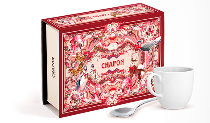 Coffret chocolats Chapon