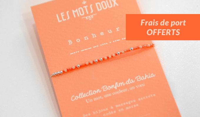 "Bracelet ""Bonheur"""
