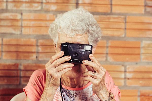 Joyeuse fête des grands-mères