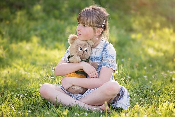 La journée du nounours, Teddy Bear Day