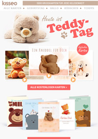 Teddy-Tag