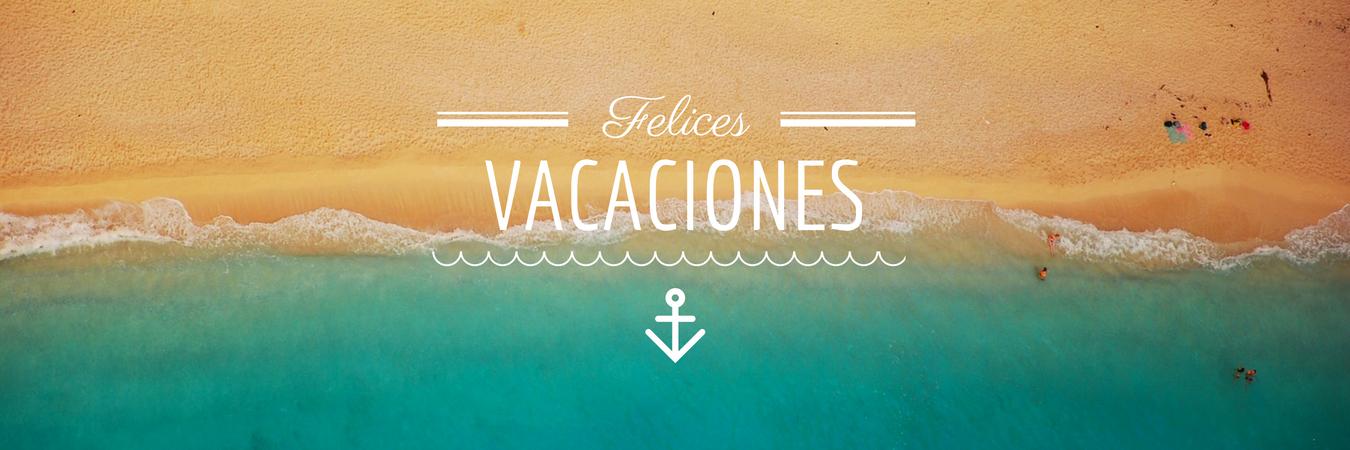 Tarjetas vacaciones