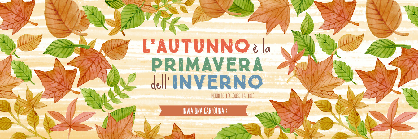Cartoline autunno