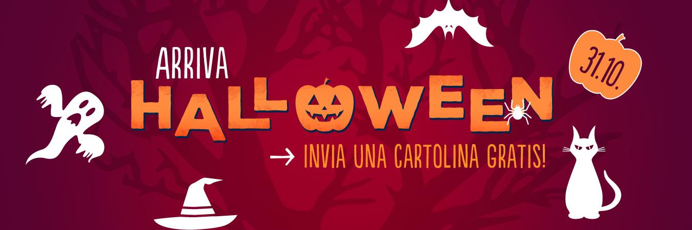 Cartoline Halloween