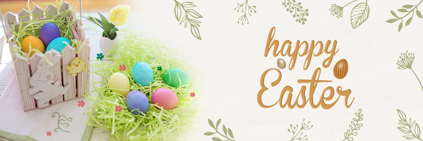 It's Easter !