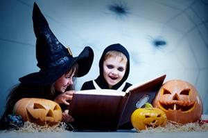 Gruselige Verkleidungen zu Halloween