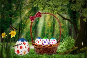 Woher kommt die Tradition der Ostereier?