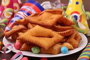 Recette gourmande pour Mardi gras