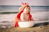 Premières vacances avec bébé