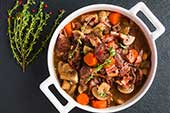 Recette du Boeuf bourguignon