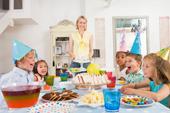 goûter d'anniversaire pour enfants