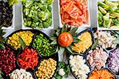 Sauce pour légumes croquants