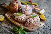 Recette de rillettes de saumon