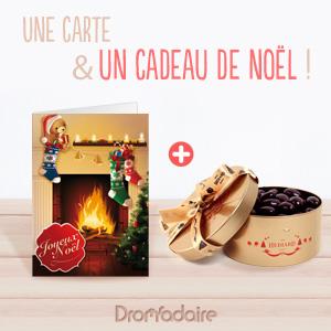 Cartes et cadeaux de Noël