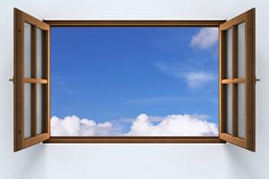 Au printemps : on ouvre grand les fenêtres !