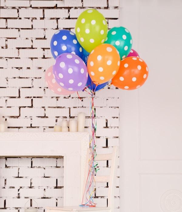 Ballons festifs