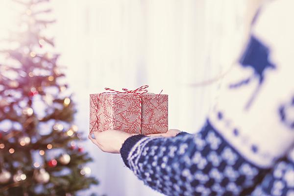 Ambiance de Noël chaleureuse, Photo de JESHOOTS.COM