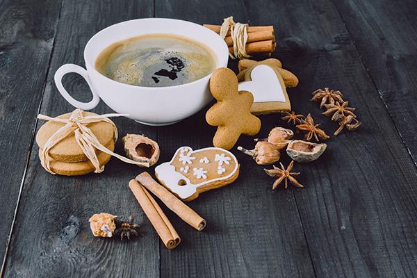 Biscuits de Noël décoratifs