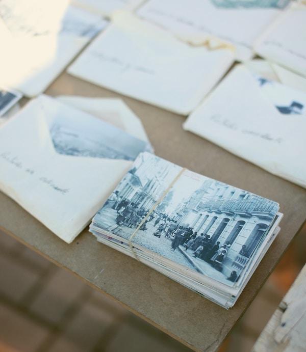 Les cartes postales anciennes