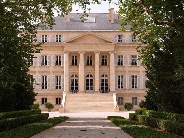 Région de Bordeaux, Château Margaux