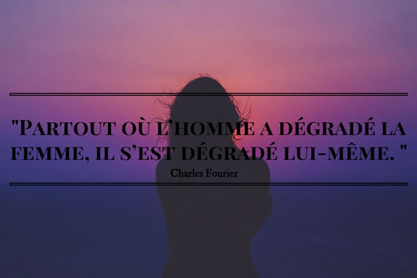 Charles citation de de Fourier citation wtCarqt