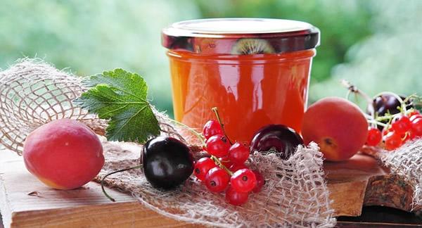 Réaliser ses confitures maison avec des groseilles, des abricots et d'autres fruits d'été