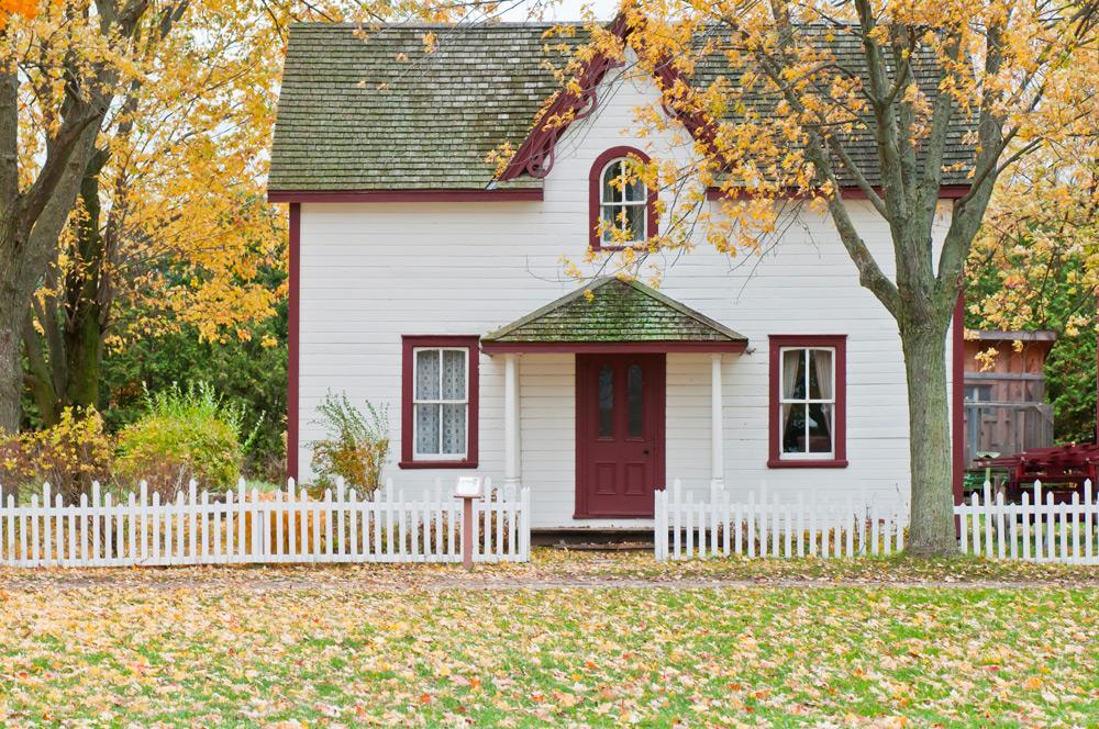 Maison de campagne en bois