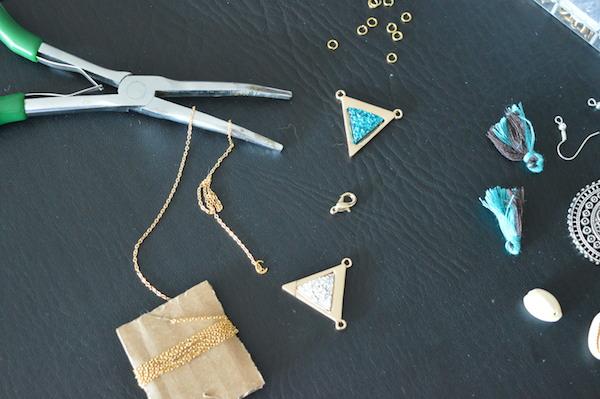 Creations de bijoux faits main de Rubeus Factory