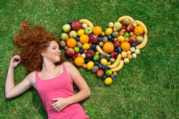 Consommer et aimer les fruits frais