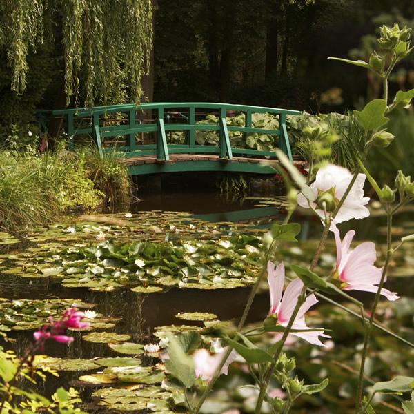 Jardin de Monet à Giverny