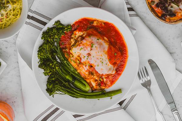 Recette de lasagne express