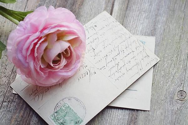 Ecrire Une Lettre Damour