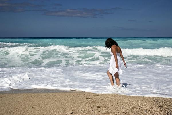 Les bienfaits santé de la mer