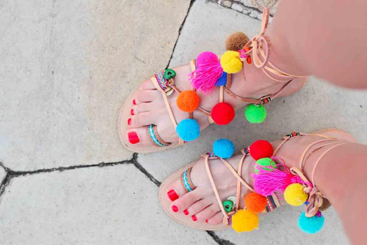 Beauté de vos pieds
