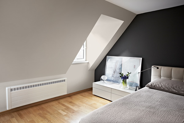 Radiateur performant, plus de confort dans la maison