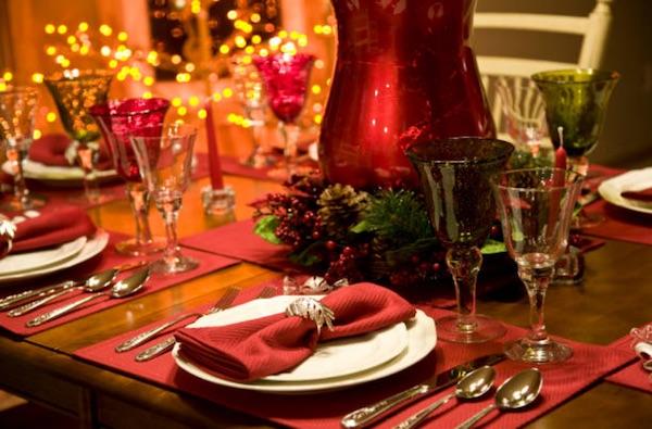 Menu Repas De Noel Antillais.Le Reveillon De Noel