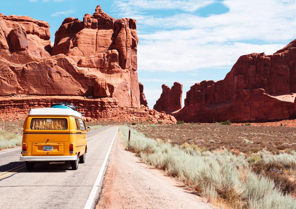 aaaPréparer un road trip en voiture