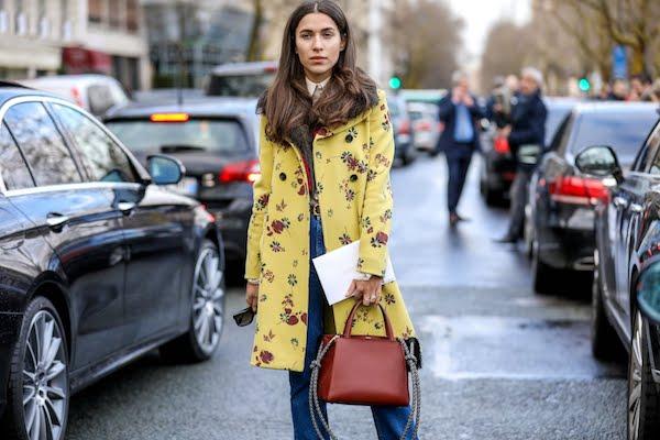 Photos prises lors de la Paris Fashion Week