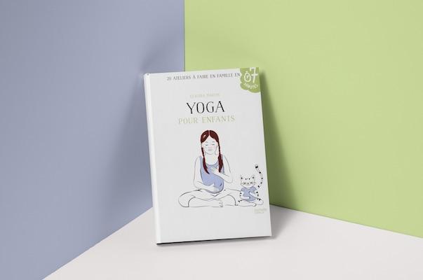 La pratique du Yoga en famille avec les enfants peut apporter de bonnes réponses