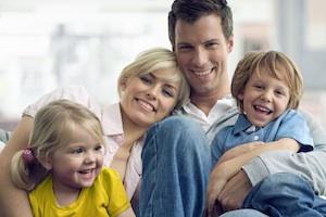 Père et ses enfants
