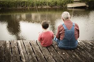 Bonne fête des grands-pères !